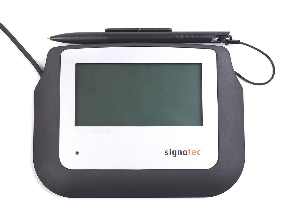 LCD Signature Pad Sigma-without-backlight
