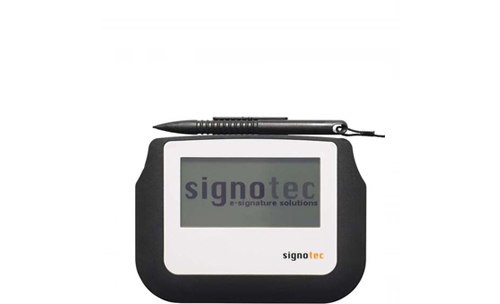Electronic Signature Pads Sigma-without backlight By Sigplex