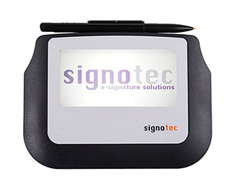 Signature Pad Sigma-with-backlight