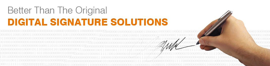 Digital Signature Solution